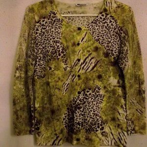 NYGARD Collection Womens Spring/Summer Sweater Med